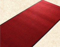 Hot Selling Pvc Backing Carpet With Jacquard Surface