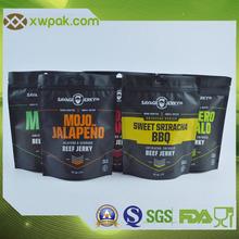 Wholesale Food Grade Plastic Resealable Zip Lock Bag for Food