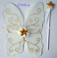 fairy wing feather angel wing factory supply colorful hot sell wings wholesale fairy wings