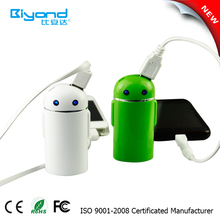 Hot sale and portable practical 5000mah power bank