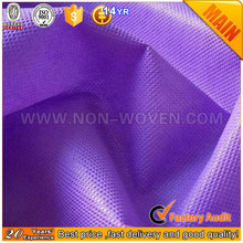 spun bond fabric factory supply Eco-friendly non-woven