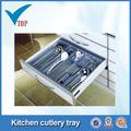 los proveedores de china abs cubiertos de cocina bandejas para cajones