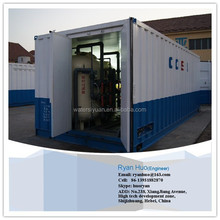 Water filter container/containerized sea water Ro desalination plant Price