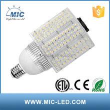 E40 80w solar street light fits for all types solar led street light pole