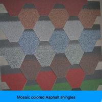 decorative asphalt shingles