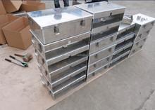aluminum material tool case for truck, waterprool, durable toolbox, aluminum tool box