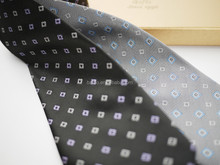 polyester wholesale for men fabric tie