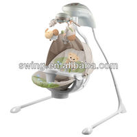 Patent Technology Electric Baby Swing Toys Originated Factory