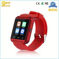 2014 New Waterproof Bluetooth Smart talking watch with factory wholesale price