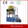 fabricante de china de la prensa hidráulica se utiliza para el taller con buena calidad