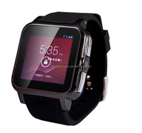Top level professional Z15 wifi android 4.4 smart watch with free cellphone holder