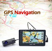 Top sales dual camera 140deg Anti-theft GPRS SIM card full hd 4.3 inch rearview mirror car dvr