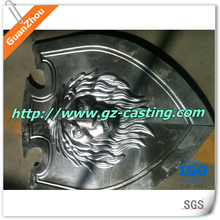 2015 Alibaba China supplier low cost customized metal craft parts aluminum shield