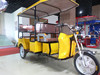 2015 new used tricycle for four passengers YuFeng