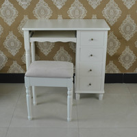 Top Sale Very Cheap Price Solid Wood Computer Desk For Office Furniture