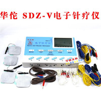 Chinese Medicine Treatment Type Potable Blood Circulation Muscle Electric Acupuncture Stimulators (SDZ-V)