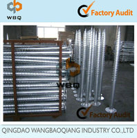 Steel Ground Screw Pole Anchor From Factory