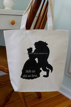new products cotton tote bag you can color, cotton recycle bags, recycled custom tote bag