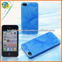 For Iphone 4G 4S new product hard pattern mobile phone Marble case