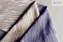 luxury curtains drapes European Leaves design jacquard blackout curtain fabric ready made curtain