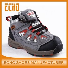 2015 new style, leather hiking shoes casual shoes for boys, outdoor walking shoes