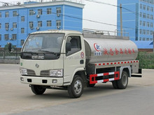 Fresh milk transportation truck , milk tank truck , milk transportation vehicles on hot sale