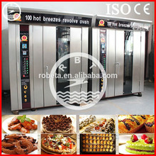 Electric/Gas/Diesel Rotary Baking Oven Machine For Food