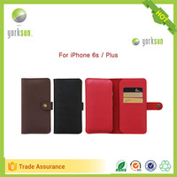 New design universal mobile phone wallet leather case for iphone