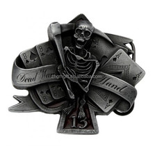 wholesale custom metal cool belt buckles for men