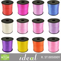 wholesale on line colorful 250 yards for Balloons Large Roll crimped ribbon