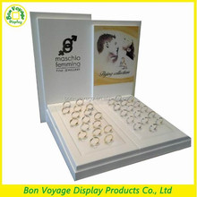 luxury fashion shop earring jewelry counter display stand