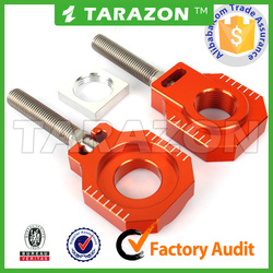 POWERPARTS OFFROAD 2015 AXLE BLOCKS FOR KTM EXC 125