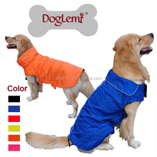 Dog Winter Sport Waterproof Coat Stylish Free Pet Dog Clothes Wholesale in 6colors