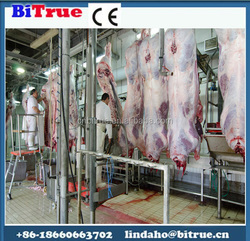 China stainless steel slaughtering beef