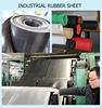 Excellent Properties custom 20mm thickness vulcanized neoprene Rubber Sheet