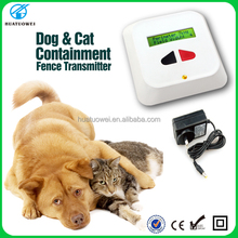 Pet Training products No Bark Control with Charger electric dog training fencing transmitter