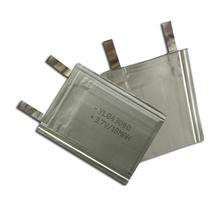 3.7v rechargeable ultra thin lipo battery