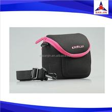 2014 Trendy Neoprene Camera Shoulder Bag Professional Digital Hidden Camera Bag