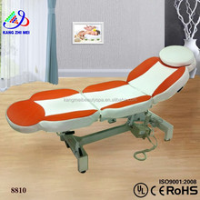 facial cleaning machine/jade roller massage bed/new style jade roller massage bed(KM-8810)