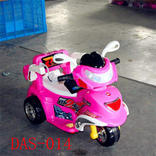 Electric toy motorcycle,electric child ride on toy car,small toy motorcycle with three wheels
