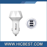 online shopping 5V 4.8A 3-Port USB Car Charger Power Adapter For iPhone 5 6 6S Samsung Galaxy S5 Note 4 z1 from china supplier