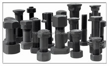 OEM size manufacturer in China track shoe bolt and nut