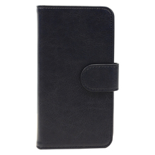 Hot selling cheap 4.7 inch PU leather custom mobile phone flip cover case for I phone6