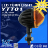 CE LED Light for Motorcycle, FRONT TURN SIGNAL LAMP ISO Approved LED Truck Trailer Turn Signal Light lamp