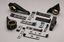 offset machine spare parts