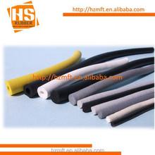 Specialized sponge rubber cord
