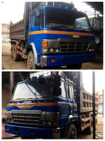 10-wheel dump truck for sale in china, truck hino