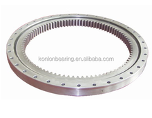 KONLON Brand Name and External Gear Only Gear Options turntable bearing