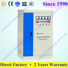 AC Three Phase 300 KVA Full Automatic Voltage Stabilizer
