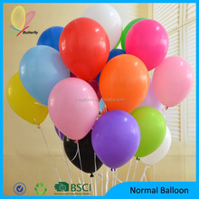 2014 Different Color Different Size Shaped Latex balloons Popular Wholesale Festival Items